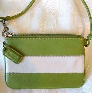 Coach Bags - Coach small handbag clutch